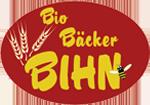 Logo des Bio-Bäckers Bihn